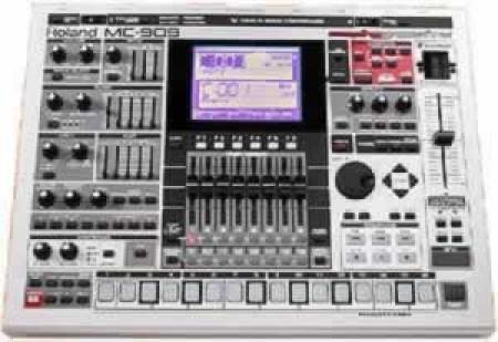 roland mc-909    new
