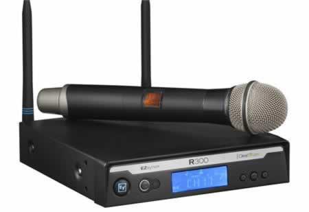 electro-voice r300hd    freq b