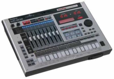 roland mc808     new