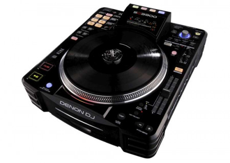 denon dj sc3900    new