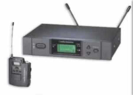 audio technica atw-3110d