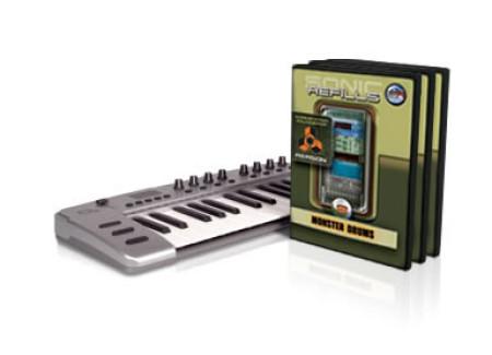 m-audio sonic refill-v19