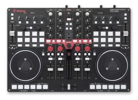 vestax vci400    new