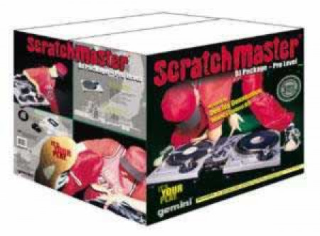 gemini scratchmaster