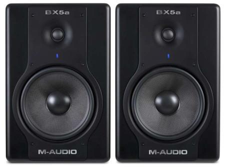 m-audio bx5a-dlx