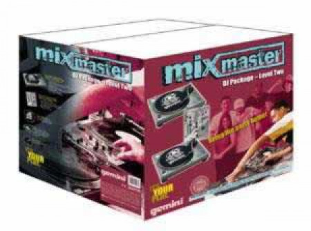 gemini mixmaster