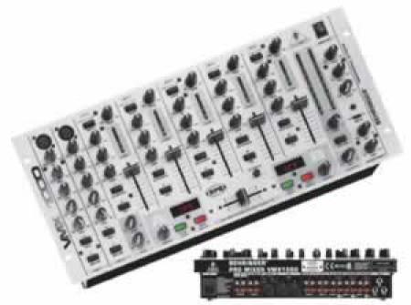 behringer vmx1000   new