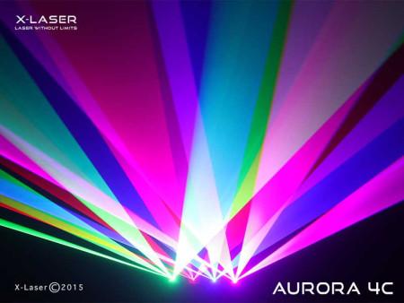 x-laser aurora4c