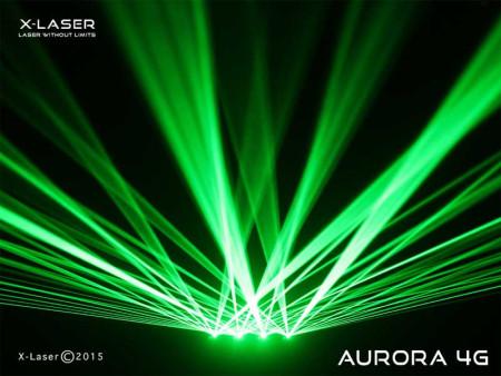 x-laser aurora4g