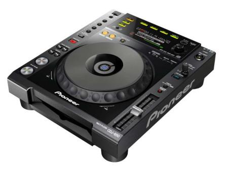 pioneer cdj850k   new