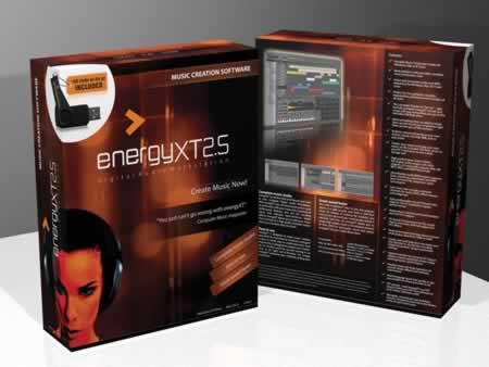 behringer energyxt25