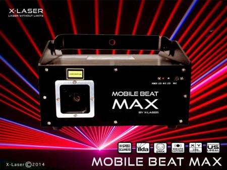 x-laser mobilebeatmax--d