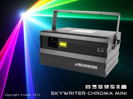 x-laser sky-chromamini