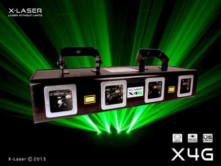 x-laser x4gmk2