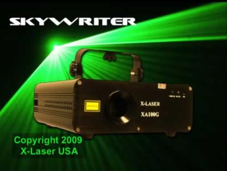 x-laser xa100g    new