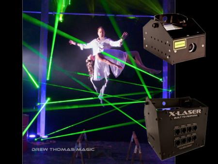 x-laser xpod300b
