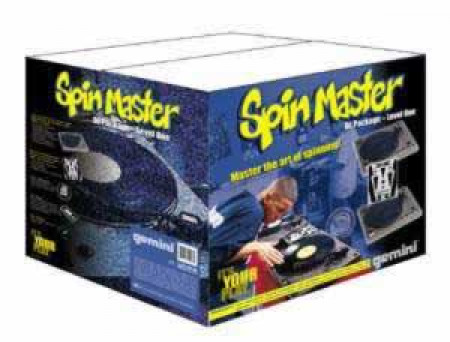 gemini spinmaster