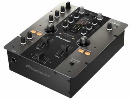 pioneer djm250    black