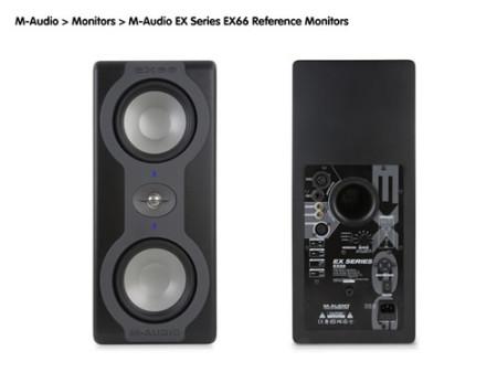 m-audio ex66