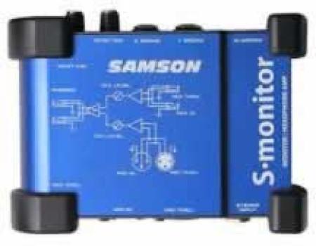 samson s-monitor