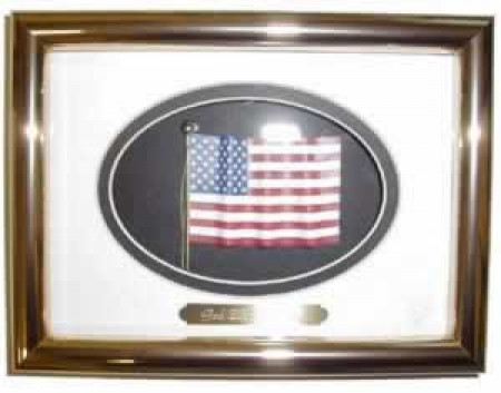 no mfr listed american flag