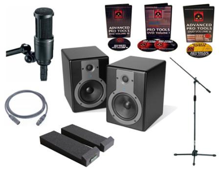 m-audio maurecpak2