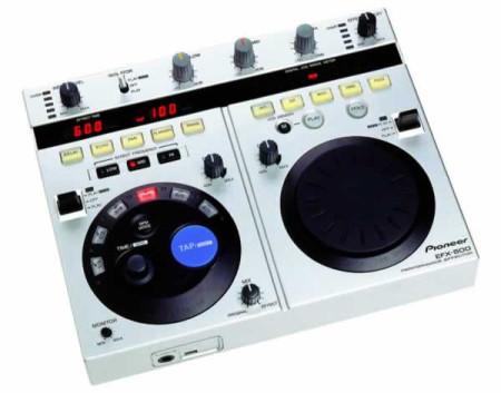 pioneer efx-500   grey