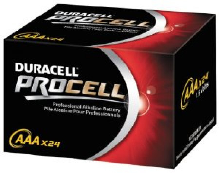 duracell aaa24procell