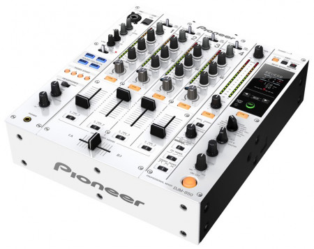 pioneer djm850-w