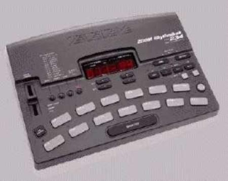 zoom rhythmtrak234