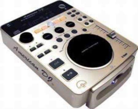 american audio pro-scratch 1