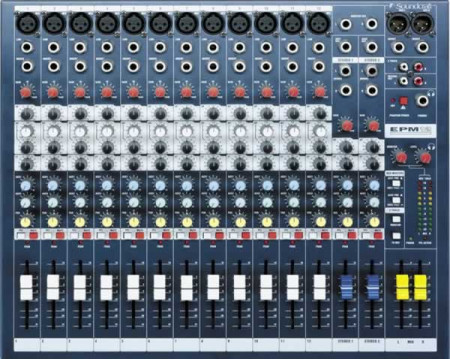 soundcraft emp12