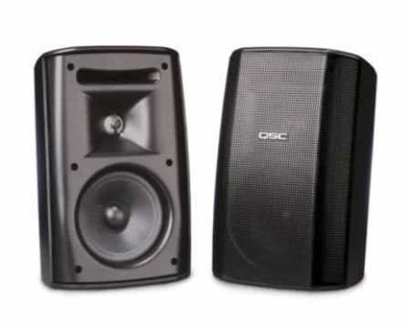 qsc ad-s52    black