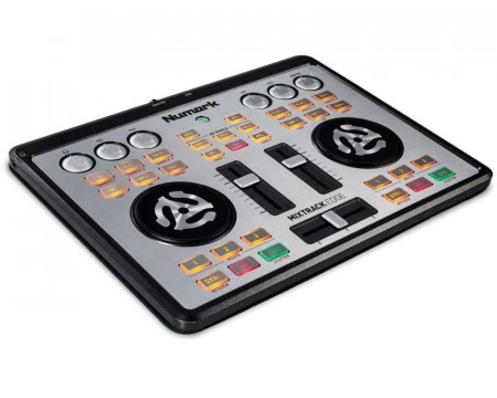 numark mixtrackedge