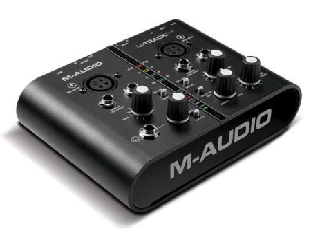 m-audio mtrackplus