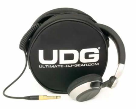 udg headphonebcamo pink