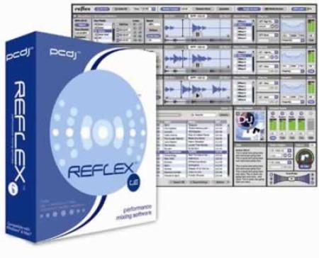 pcdj reflex-tc