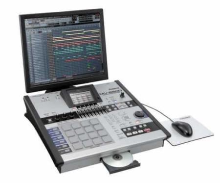 roland mv8800    new