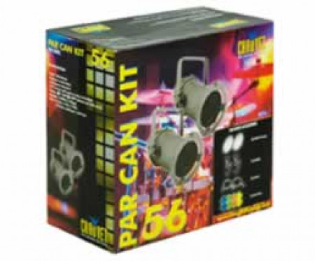 chauvet pkpar56c  chrome