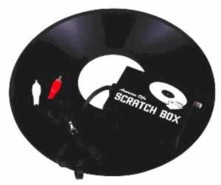 american audio scratch box kit