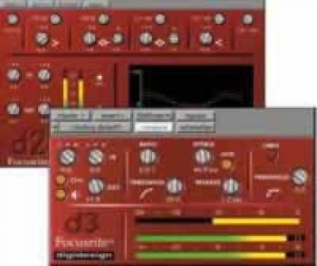 digidesign d2-d3-bundle