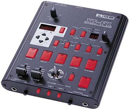 red sound xs-fx