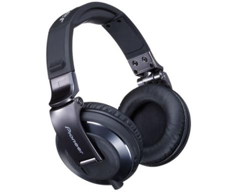 Pioneer HDJ-2000-K Professional DJ Headphones, Black, Black
