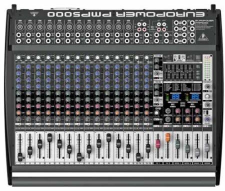behringer pmp5000