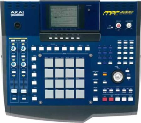 akai mpc4000-plus