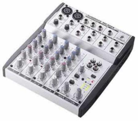 behringer mx-602a   new