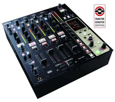 denon dj dnx1600   new