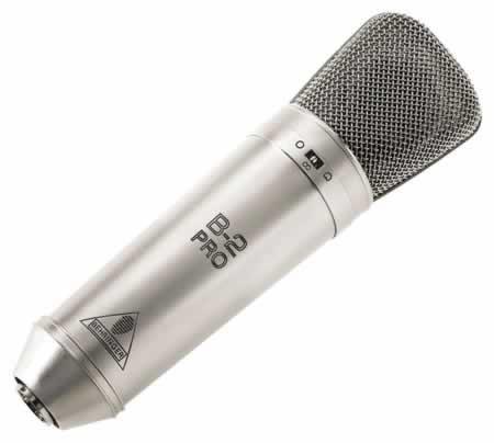 behringer b-2 mic