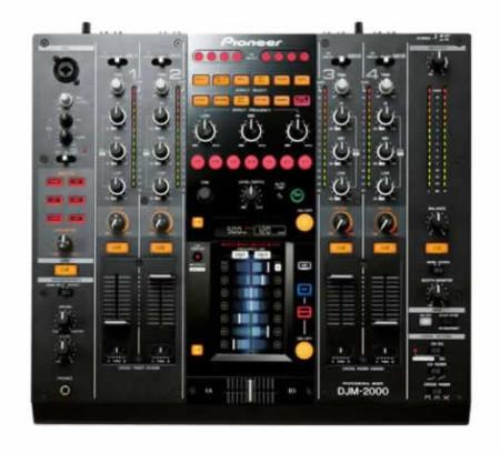 pioneer djm2000   new