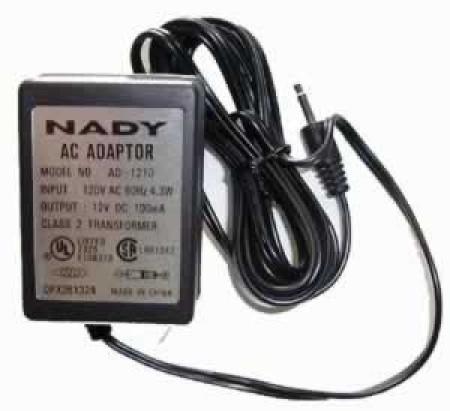 nady ac-adaptor